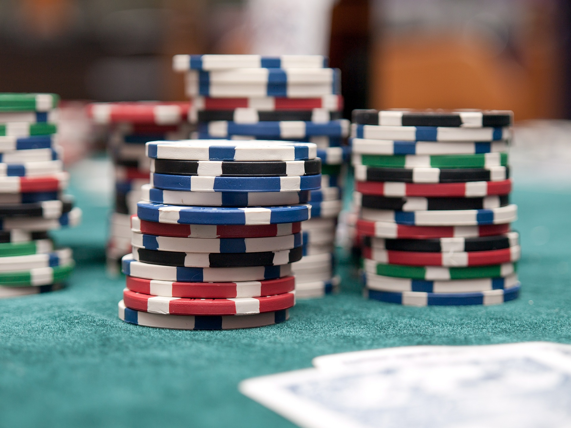 Entertainment is received from online gamblingsites now