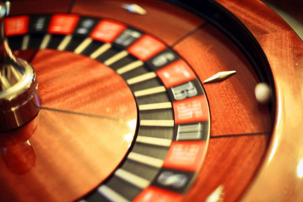 gambling casino bet