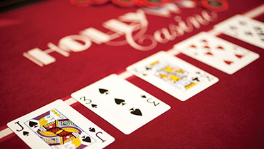 internet casino poker