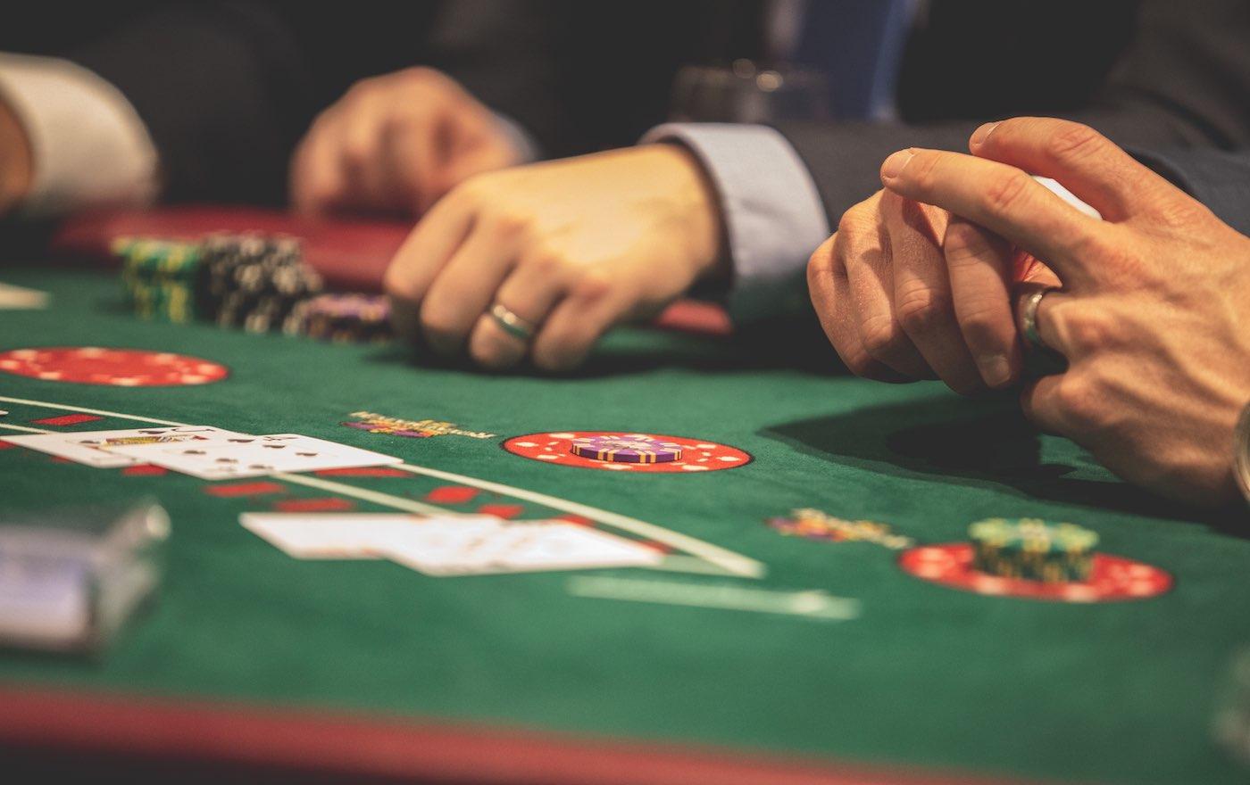 Online casino security standards